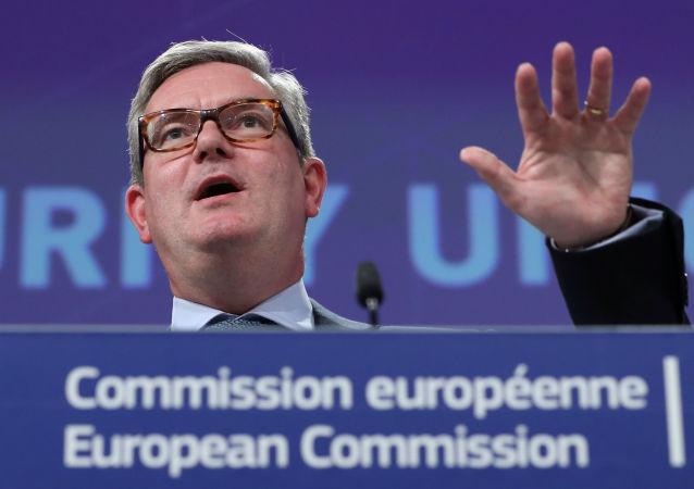 Julian King, el comisario europeo de seguridad
