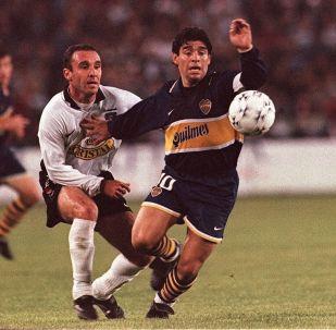 El rey del fútbol argentino cumple 59 años