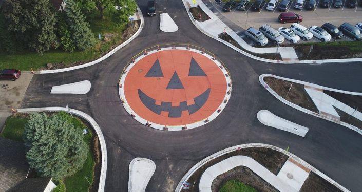 Anoka, Minessota, EEUU. Capital de Halloween