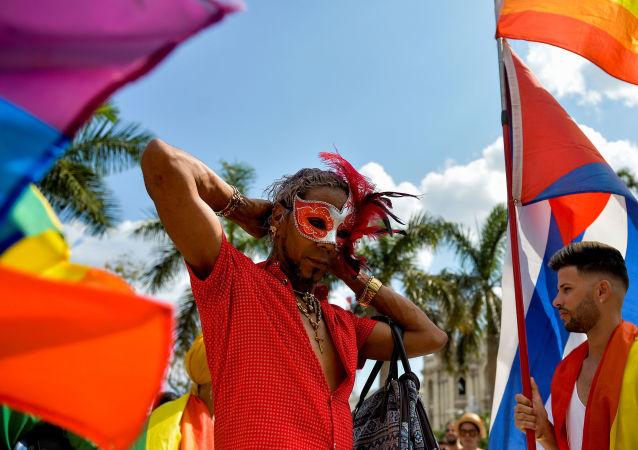 LGBTI activistas (archivo)