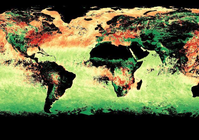 Cambios en la atmósfera terrestre