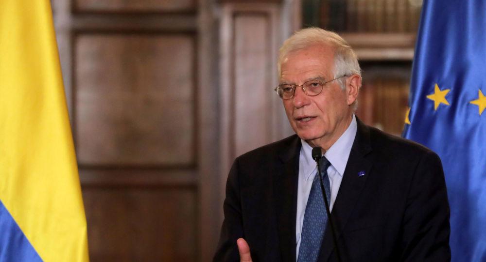 Josep Borrell, el canciller español