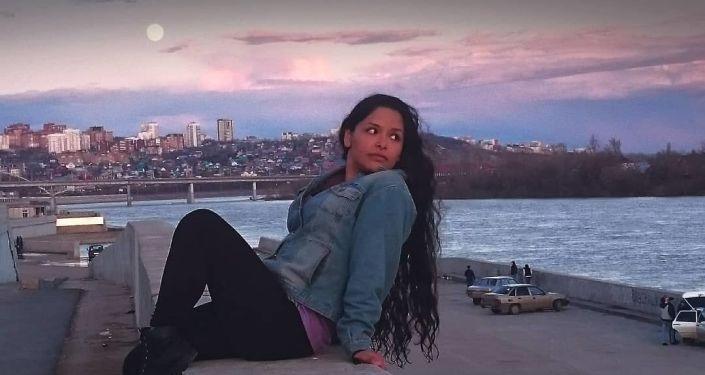 Indira Ocampo en Ufá