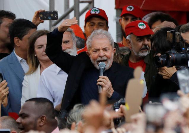 Luiz Inácio 'Lula' da Silva, expresidente de Brasil