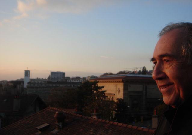 El poeta catalán Joan Margarit