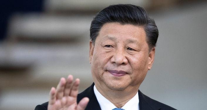 Xi Jinping, el presidente de China