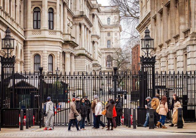 Downing Street, Londres, Reino Unido
