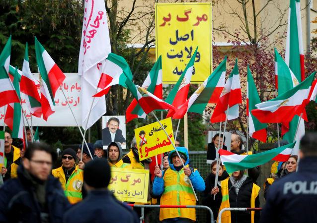 Las manifestaciones en Irán contra el aumento del precio de la gasolina
