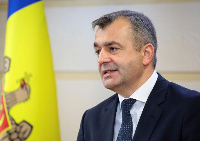 Ion Chicu, primer ministro de Moldavia