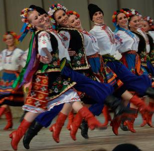 Ballet de Ígor Moiséyev (archivo)