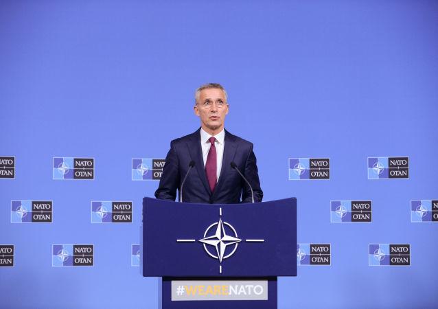 Jens Stoltenberg, el secretario general de la OTAN