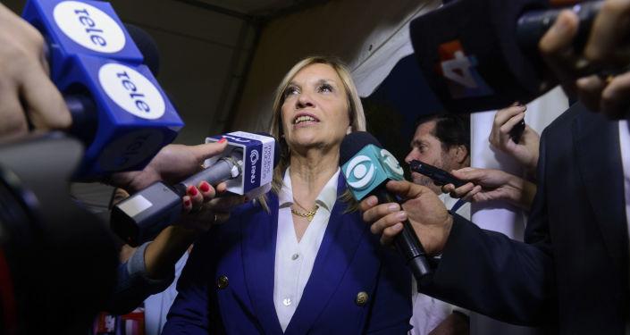 Beatriz Argimón, política uruguaya