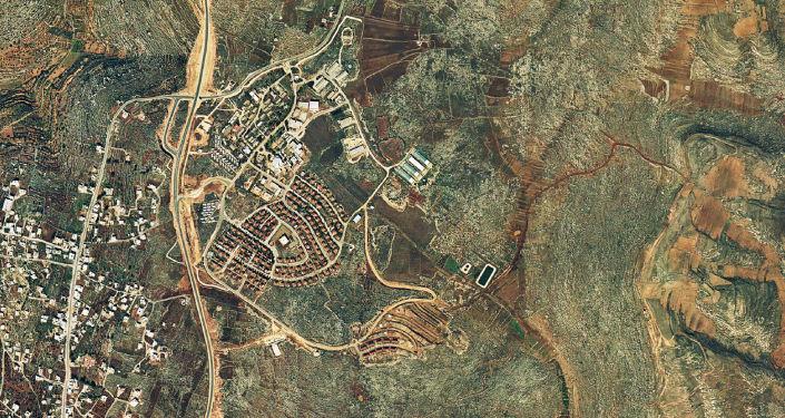 Los asentamientos judíos en Cisjordania