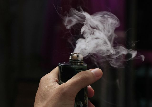 Un vaporizador