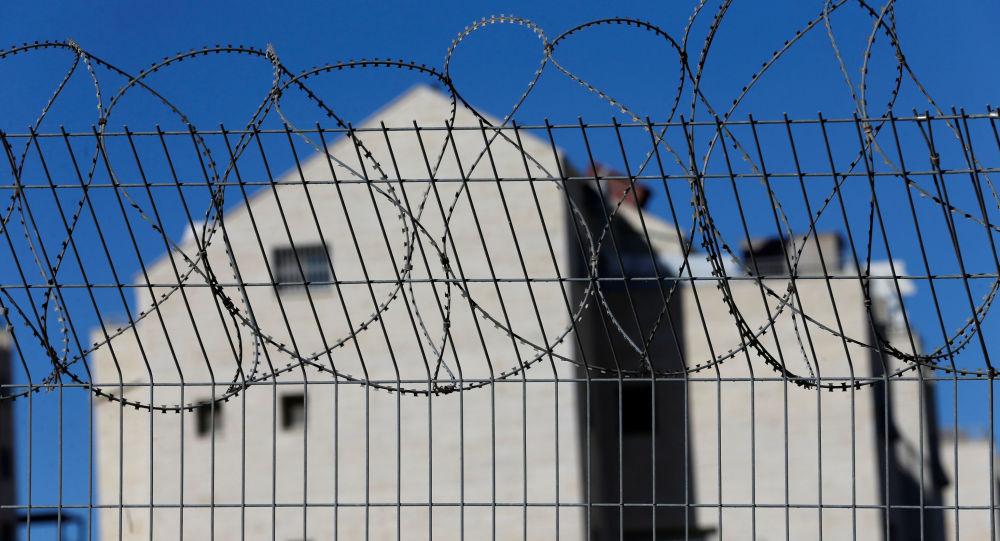 Viviendas judías en Cisjordania ocupada