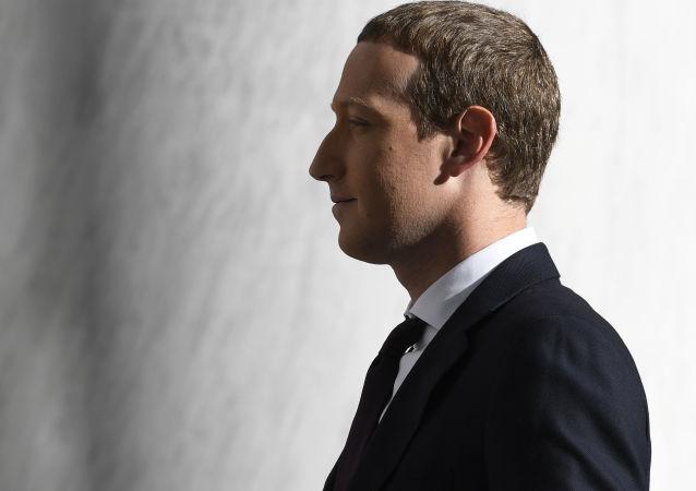Mark Zuckerberg, fundador y presidente de Facebook