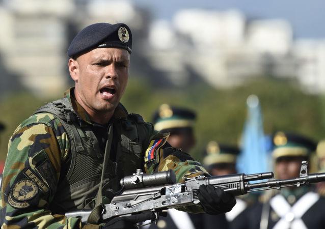Militar venezolano