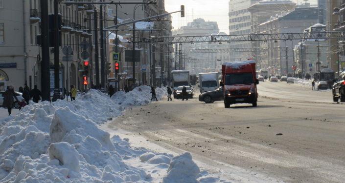 Invierno en Rusia