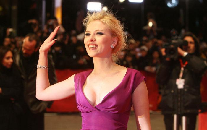 La deslumbrante Scarlett Johansson cumple 35 años