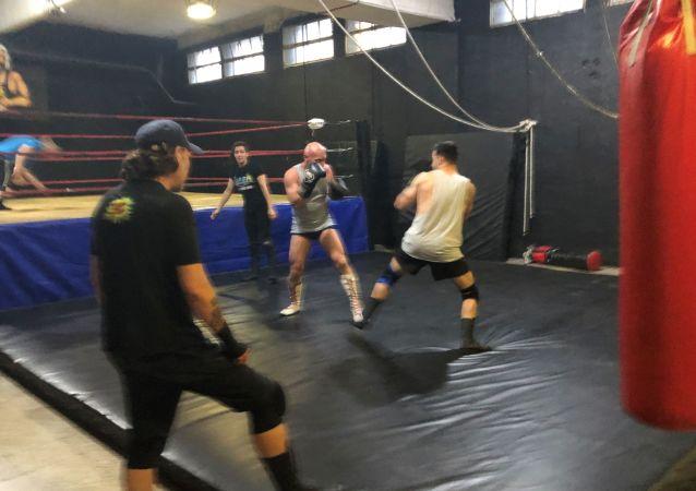 El regreso de Titanes en el ring