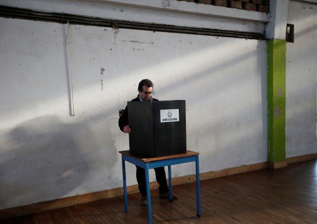 Segunda vuelta de las elecciones en Uruguay