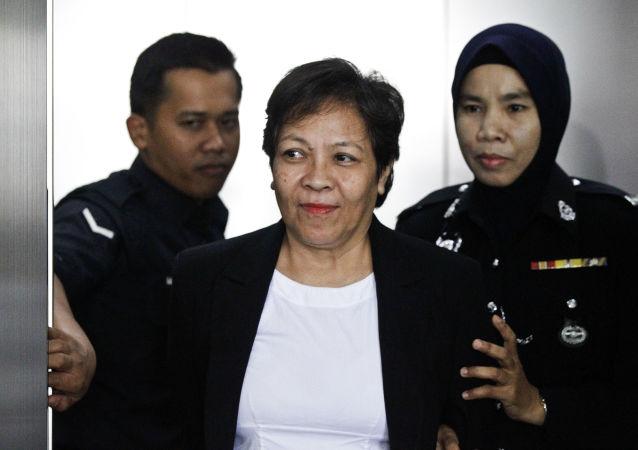 Maria Exposto, la australiana que evitó la sentencia de muerte