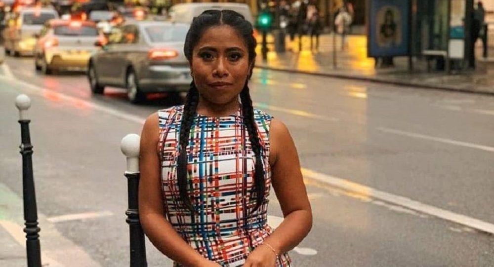 Yalitza Aparicio, actriz mexicana