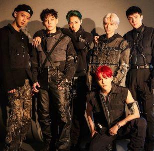 EXO, grupo musical surcoreano