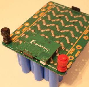 Innobattery, la batería hecha en Argentina carga más rápido y dura más que una de litio convencional