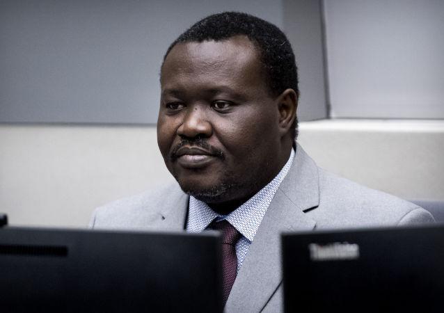 Patrice-Edouard Ngaïssona, expresidente de la Federación de Fútbol de la República Centroafricana
