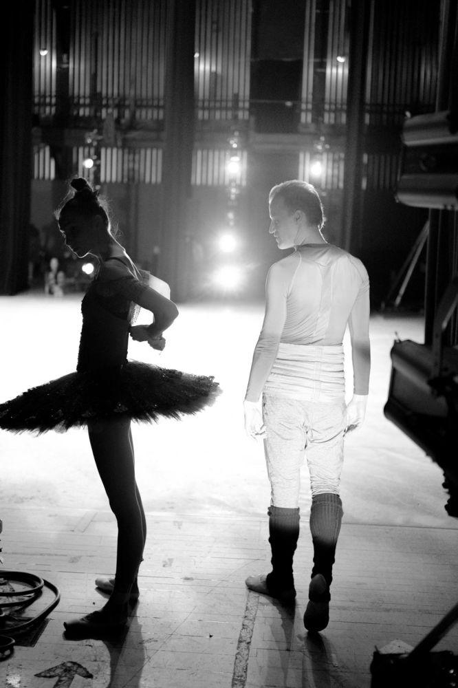 Las bailarinas cubanas a través de los ojos de una artista rusa