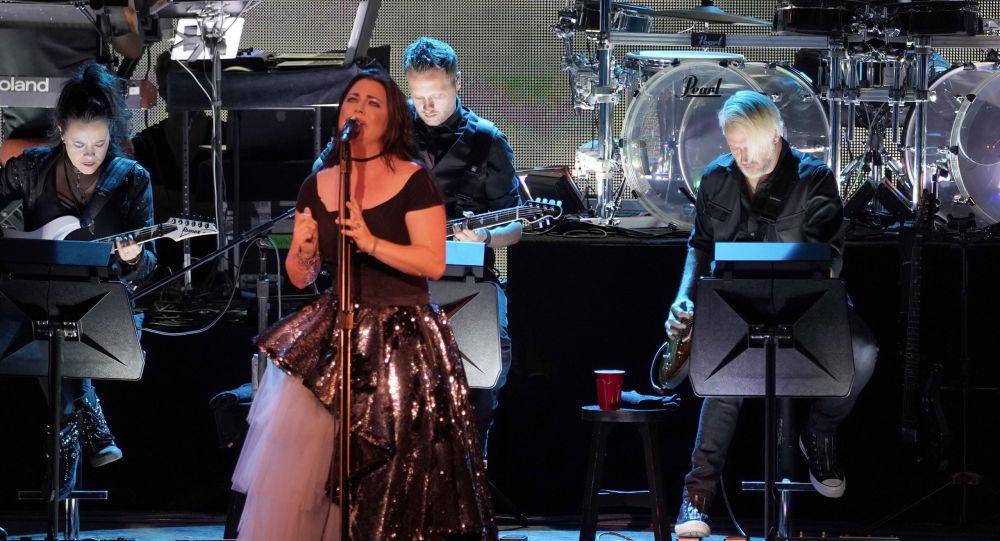 Evanescence (archivo)