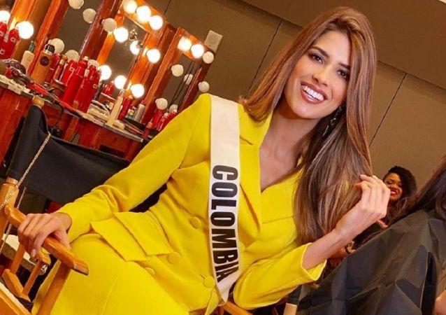 Gabriela Tafur, representante de Colombia en Miss Universo