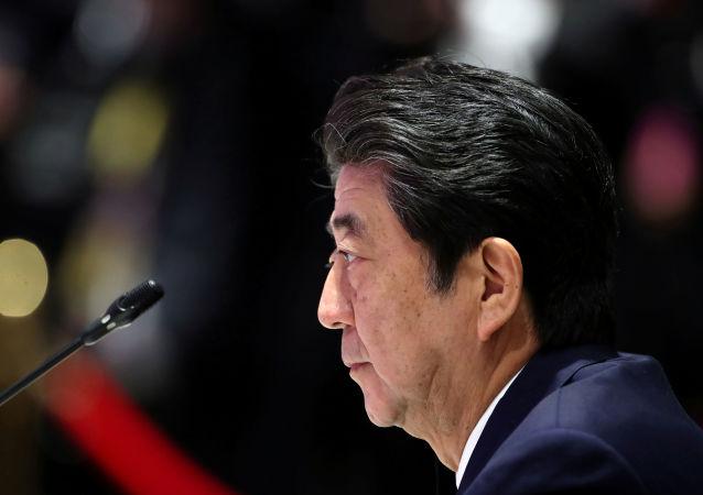 El primer ministro de Japón, Shinzo Abe