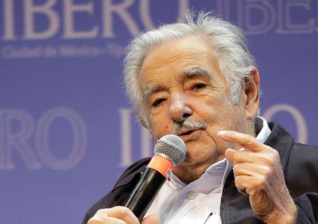 José Pepe Mujica, expresidente de Uruguay