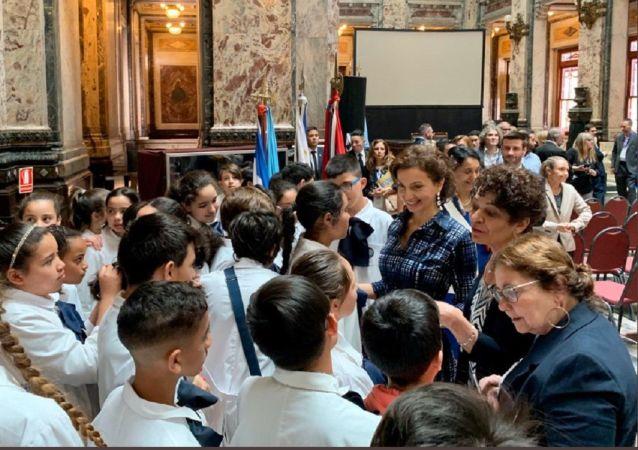 Celebración de los 70 años de la oficina latinoamericana de la UNESCO