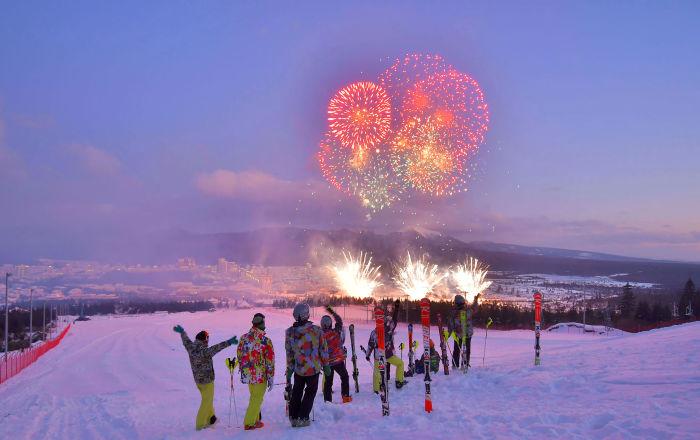 Utopía socialista: Kim Jong-un inaugura una nueva ciudad cerca del monte sagrado Paektu