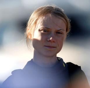Greta Thunberg, activista climática