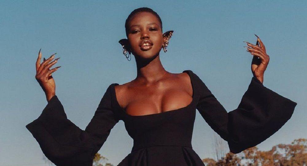 Adut Akech, modelo australiana