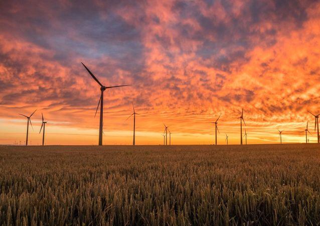 Energía verde, referencial