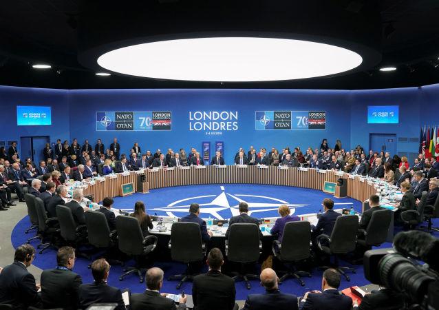 La cumbre de la OTAN en Londres