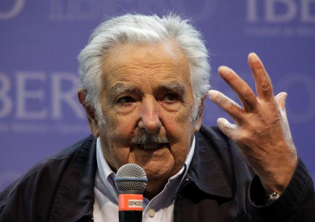 José Mujica, expresidente uruguayo