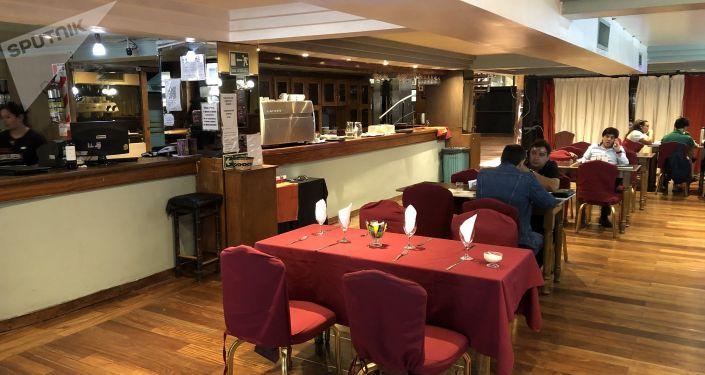 Utopía, el restaurante del hotel Bauen, abierto al público