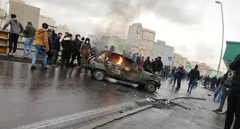 Consecuencias de las protestas en Irán
