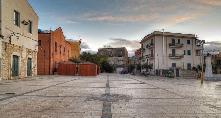 Casas a 1 euro en Bivona, Italia