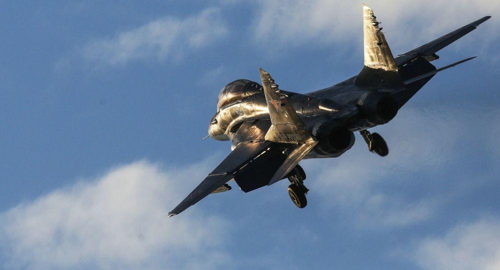 Caza ruso MiG-29KUB