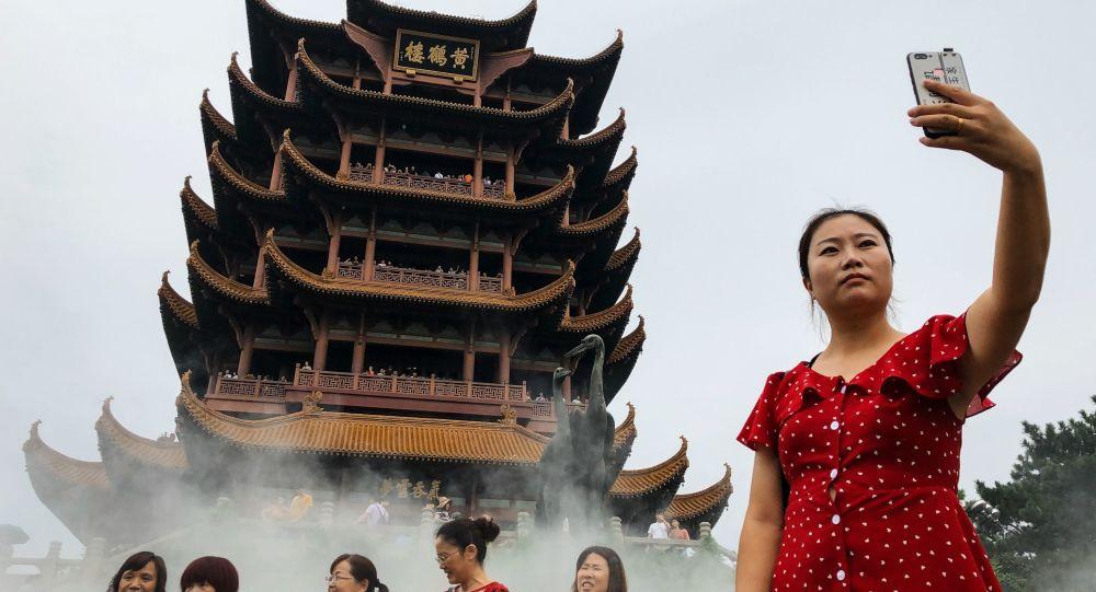 Turistas chinos (imagen referencial)