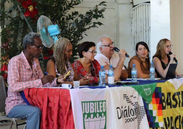 Aprueban conformación de un Tribunal Popular en Haití para juzgar los daños de la ONU
