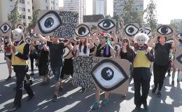 Activistas tratan de 'abrir los ojos' de Chile a la violencia policial