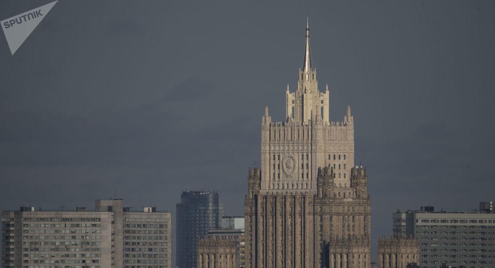 Rusia expulsa a dos diplomáticos alemanes en respuesta misma medida